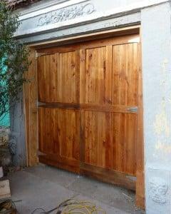 Doors Installeed