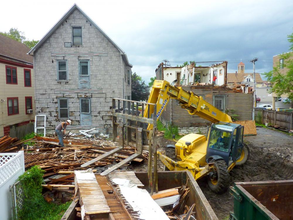 Green Demolition Reuse Action Western New York 39 S