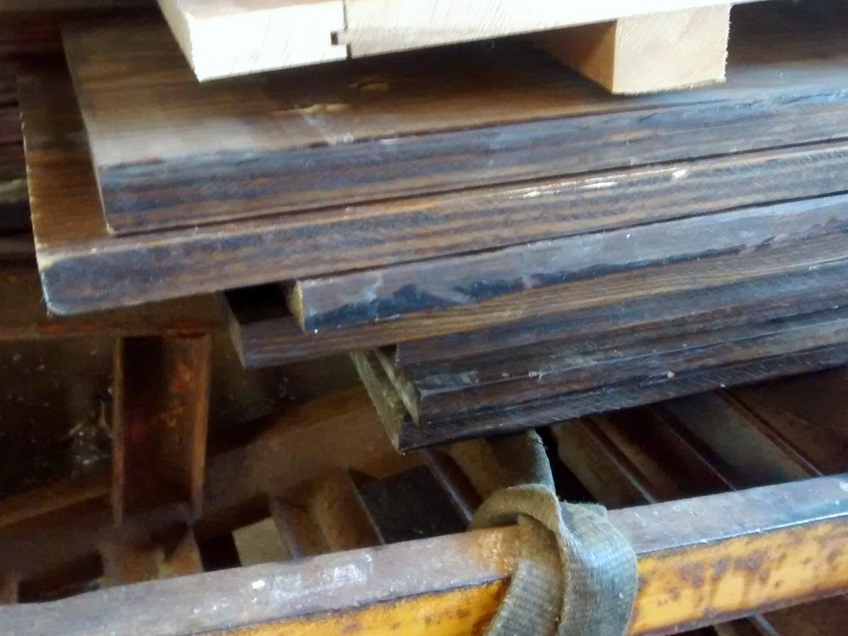 Wood Harvest In Syracuse Reuse Action Reclaim Restore
